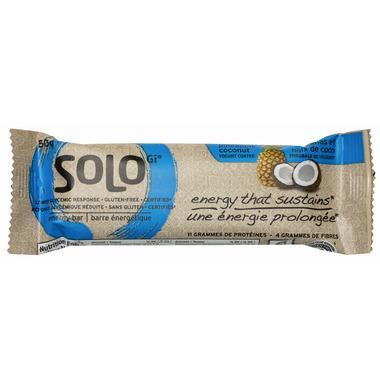 SoLo Gi Pineapple Coconut Energy Bars