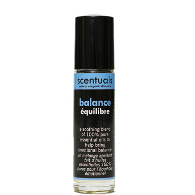 Scentuals 100% Natural Aromatherapy Roll On Balance