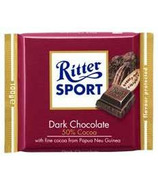 Ritter Sport Dark Chocolate Bar