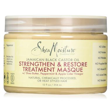 Shea Moisture Strengthen, Grow & Restore Treatment Masque