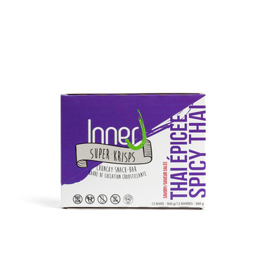 Inner J Super Seed Snack Bar