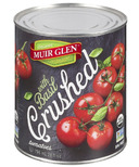 Muir Glen Organic Crushed Tomatoes With Basil