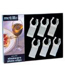 Prodyne Stemware Stainless Steel Plate Clips