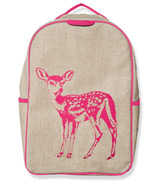 SoYoung Grade School Backpack Pink Fawn