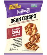 Bean Crisps Cha-Cha Chili Bean Chips