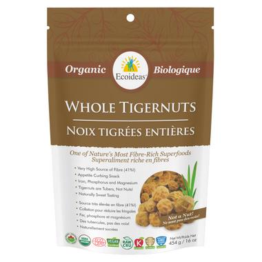 Ecoideas Organic Whole Tigernuts