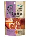 Go Organic Blood Orange Hard Candies