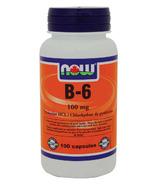 NOW Foods Vitamin B-6
