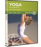 Gaiam Yoga For Beginners DVD