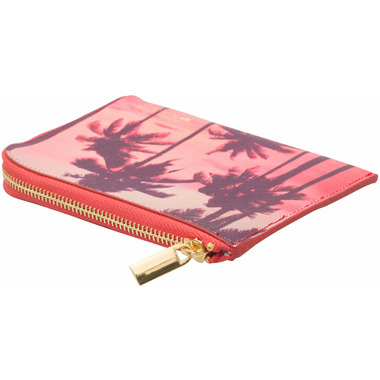 My Tag Alongs Endless Summer Zipper Passport Wallet
