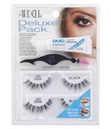 Ardell Deluxe Pack Style 120 Demi False Lashes Kit