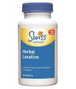Swiss Natural Herbal Laxative