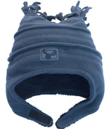 Calikids Microfleece Solid Hat