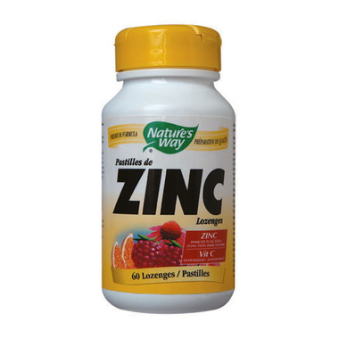Nature\'s Way Zinc Lozenges
