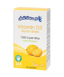 Delicious D Lemon Vitamin D3 Liquid Drops