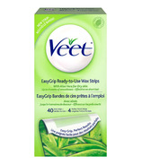 Veet EasyGrip Ready-to-Use Wax Strips
