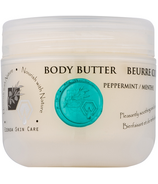 Crate 61 Organics Peppermint Lemongrass Body Butter