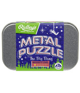 Ridley's Metal Puzzle in Tin The Big Bang
