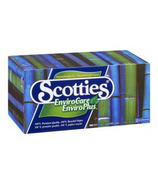 Scotties EnviroCare Collection Facial Tissues