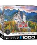 Eurographics Neuschwanstein Castle Germany Puzzle