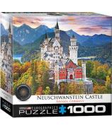 Eurographics Neuschwanstein Castle Germany Puzzle