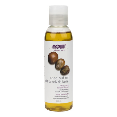 NOW Solutions Shea Nut Oil