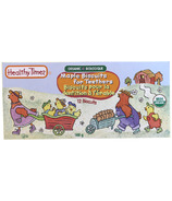 Healthy Times Premium Organic Teething Biscuits