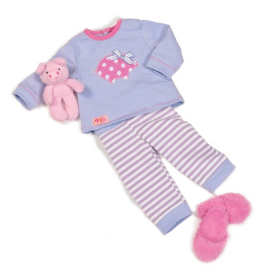Our Generation Morning, Noon and Nighty PJ Set