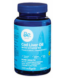 Be Better Cod Liver Oil with Vitamin A and D3
