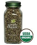 Simply Organic Ground Black Pepper
