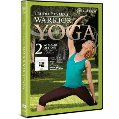 Trudie Styler\'s Warrior Yoga