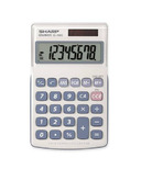 Sharp Twin Power Pocket Calculator