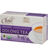 Choice Organic Tea Oolong Tea