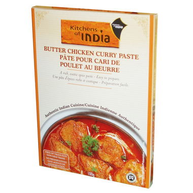 Superbe Kitchens Of India Butter Chicken Curry Paste