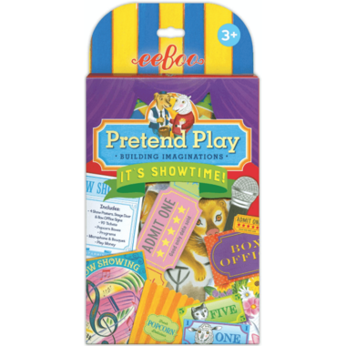 eeboo It\'s Showtime Pretend Play Kit