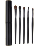 Zoe Ayla Professional Eyeshadow Brush Set Black