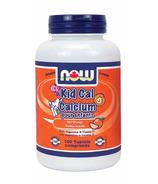 NOW Foods Kid Cal Chewable Calcium
