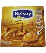 Belsoy Creamy Caramel Dessert Soypudding