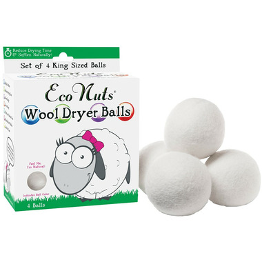 Buy Eco Nuts Wool Dryer Balls At Well Ca Free Shipping