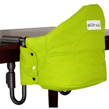 Guzzie & Guss Perch Hanging High-Chair Green
