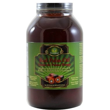 Ecoideas Red Palm Oil