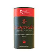 Touch Organic Gunpowder Rolled Green Tea