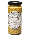 Kozlik's Dijon Classique (Double C) Mustard