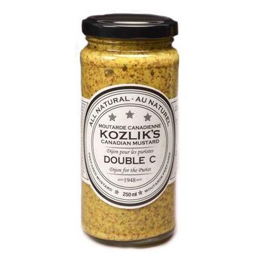Kozlik\'s Dijon Classique (Double C) Mustard