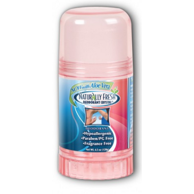 Naturally Fresh Deodorant Stick Peach