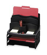 Rubbermaid Letter Tray Desk Organizer