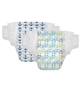 The Honest Company Honest Diapers Size 4 Club Pack