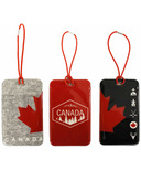 My Tag Alongs Canadiana Luggage Tags