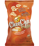 CheeCha Potato Puffs Triple Cheese Flavour