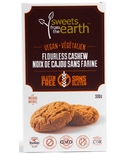 Sweets from the Earth Gluten Free Flourless Cashew Cookies